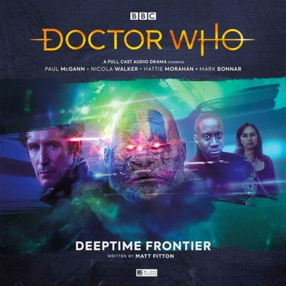 Deeptime Frontier Cover