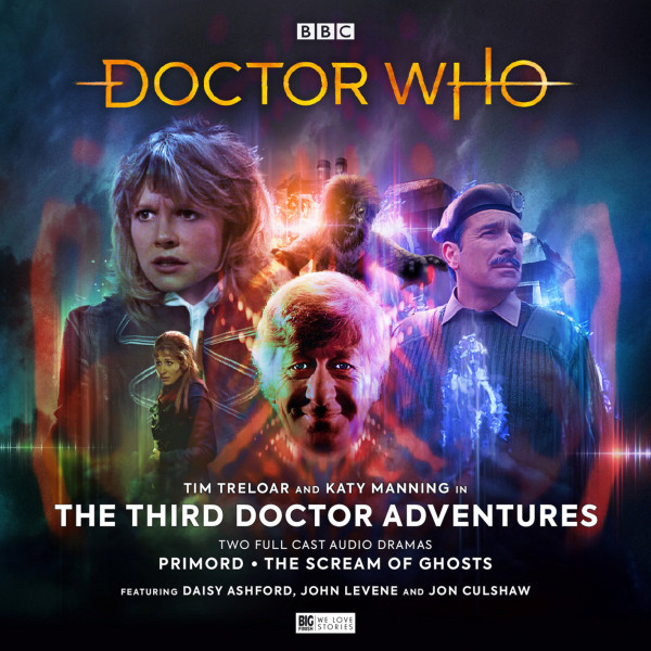 The Third Doctor Adventures Vol5 Review