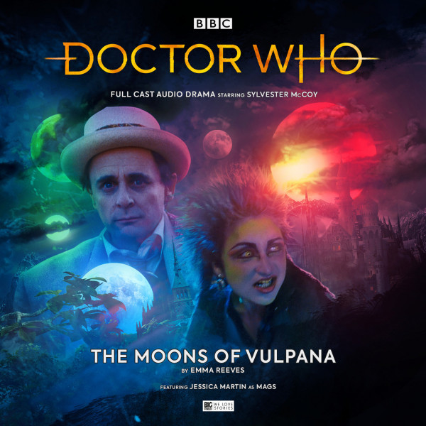 The cover for The Moons of Vulpana