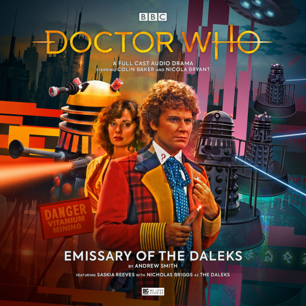 Emissary of the Daleks