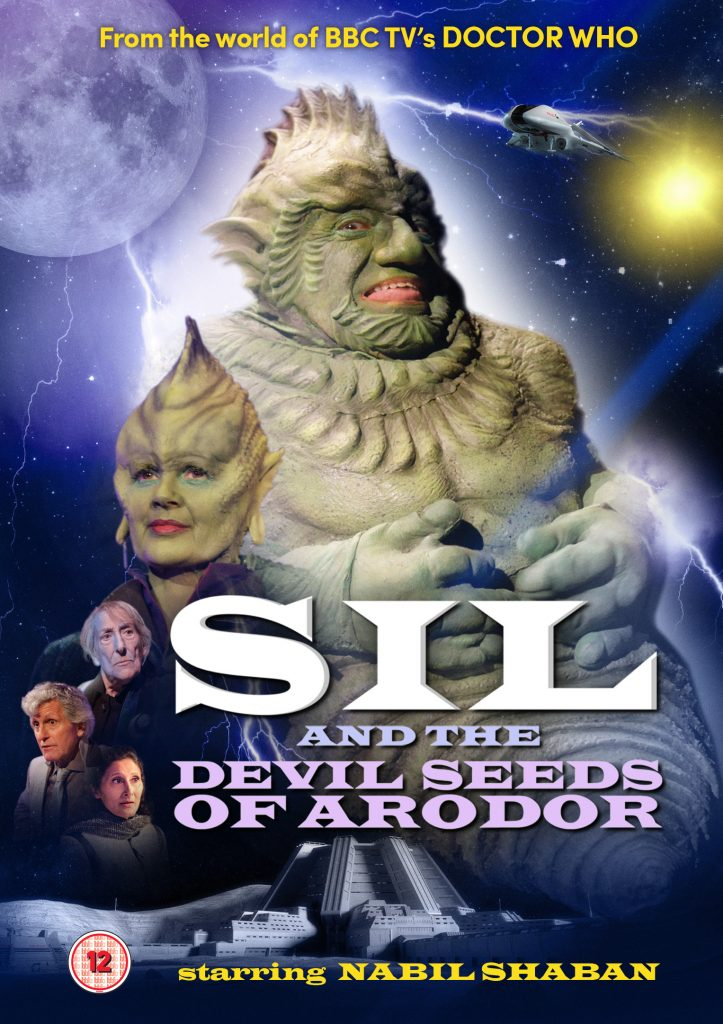 "Cover artwork for ""Sil and the Devil Seeds of Arodor"""