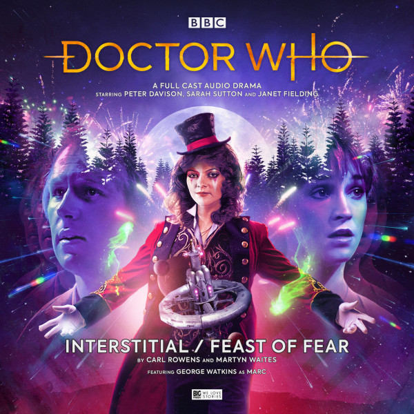 Cover art for Interstitial / Feast of Fear