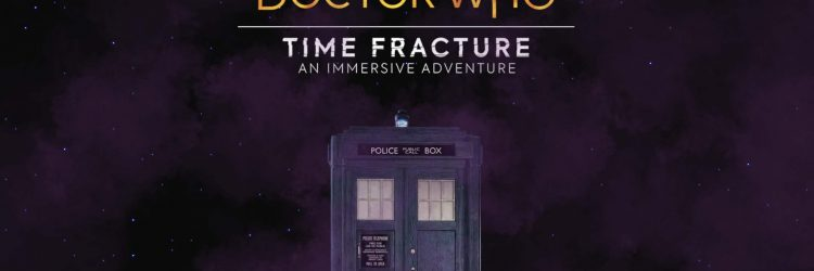 Time Fracture, Target Books and Merch