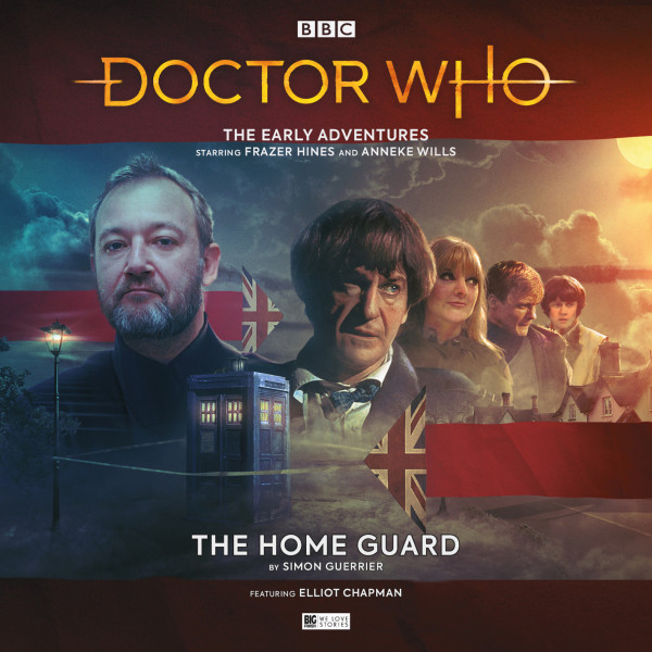 The cover art for The Home Guard