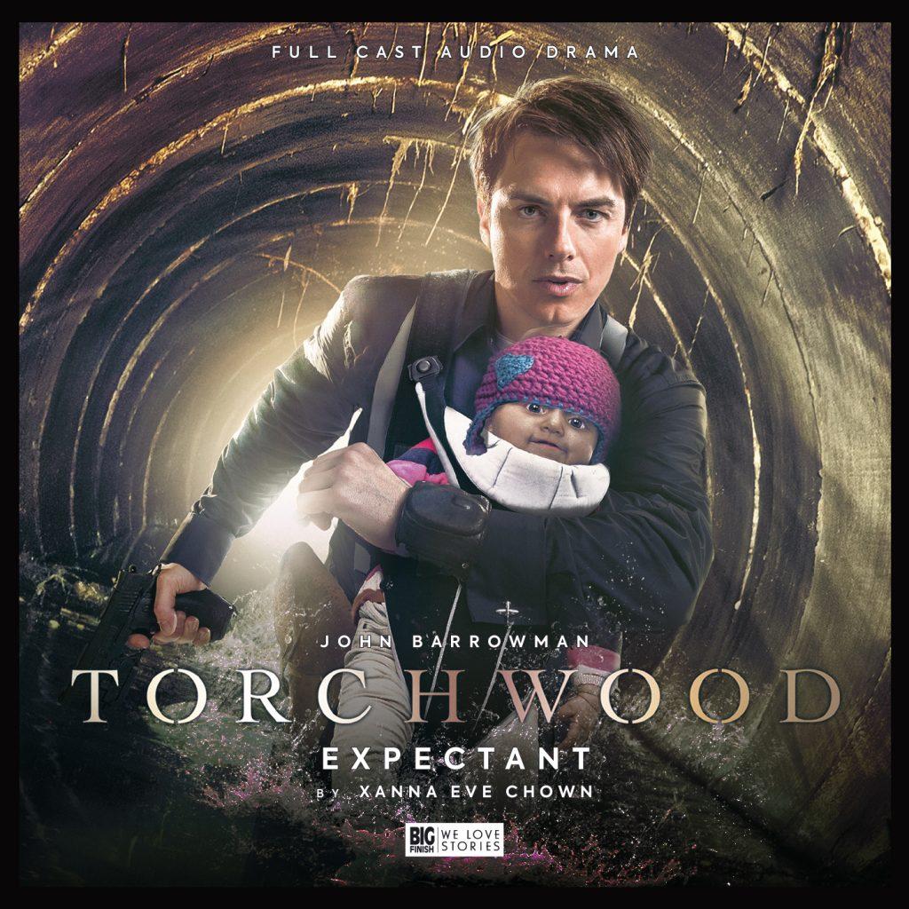Torchwood: Expectant - Cover Art