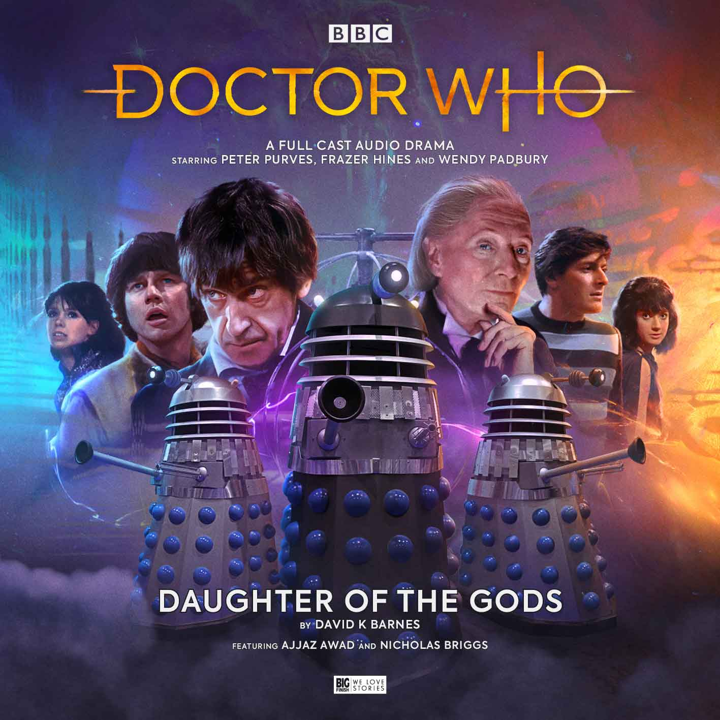 Daughter of the Gods from Big Finish