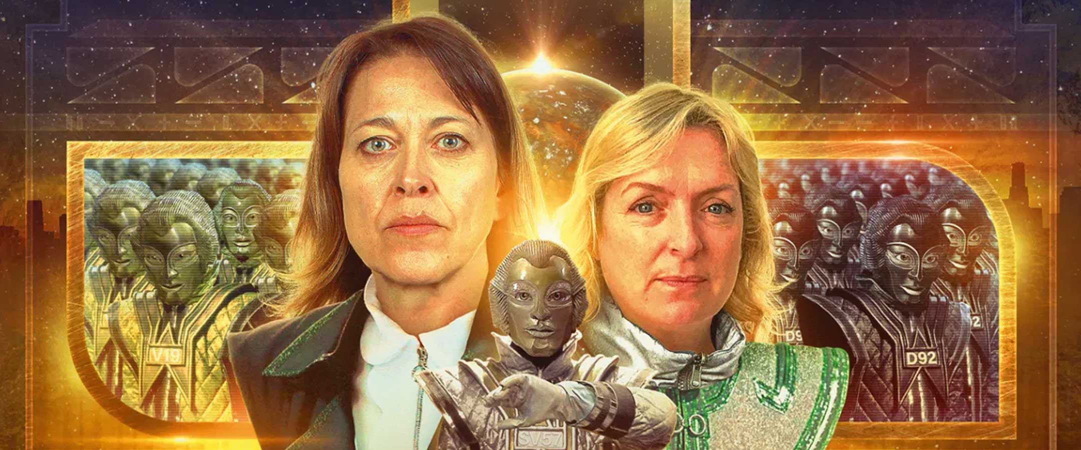 Big Finish - The Robots - Volume 1 Review