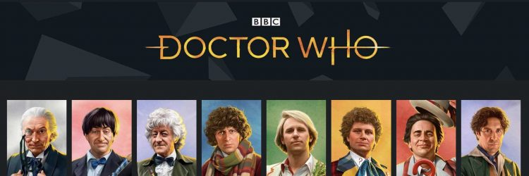 BritBox Doctor Who home screen