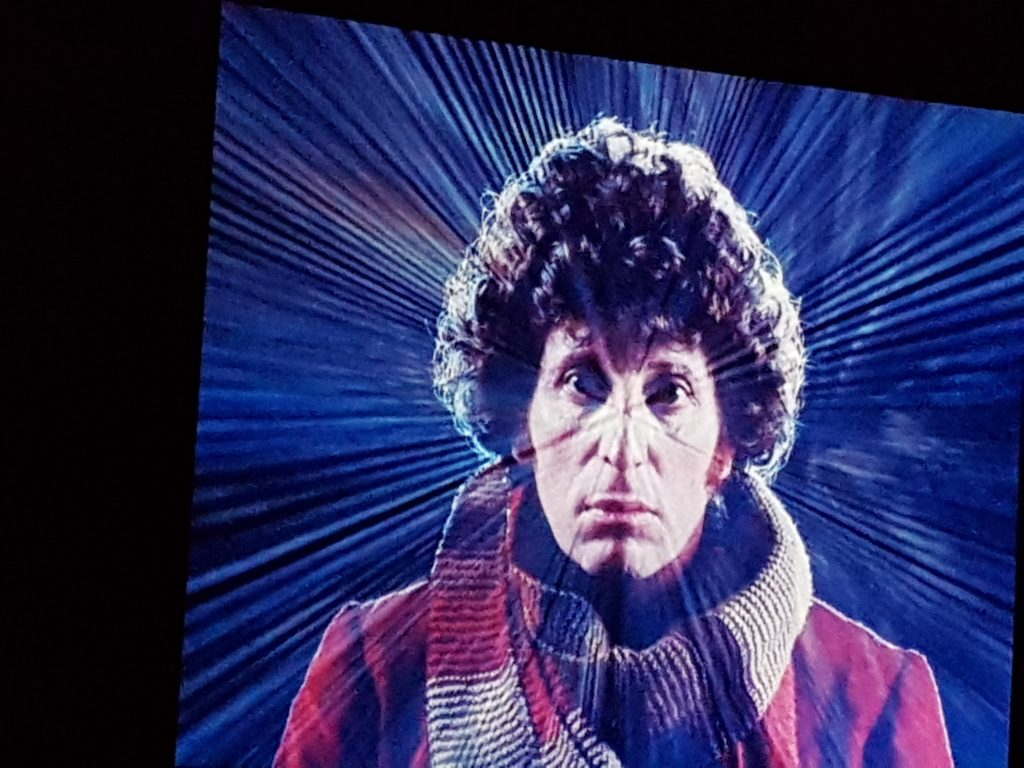 Intro sequence - Tom Baker