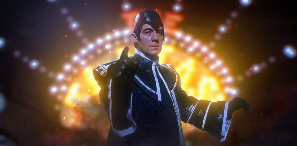 Series 2 would also include the return of the Valeyard, this time working for the Time Lords and the Celestial Intervention Agency who want to capture the Doctor.