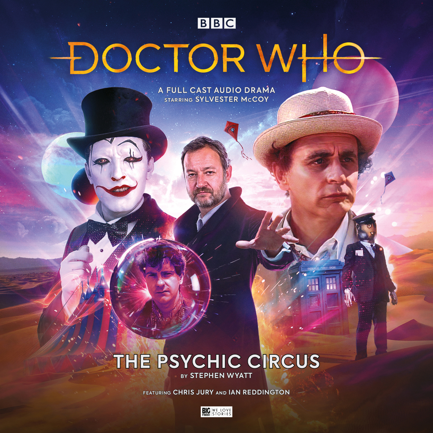 The Psychic Circus from Big Finish
