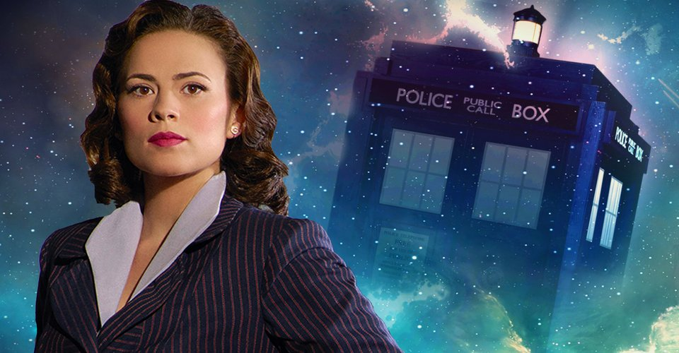 Hayley Atwell would be a casting choice as the Doctor