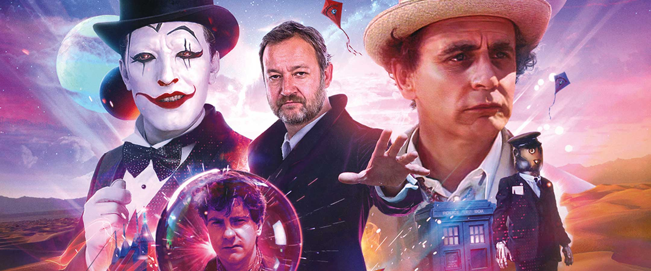 The Psychic Circus Review