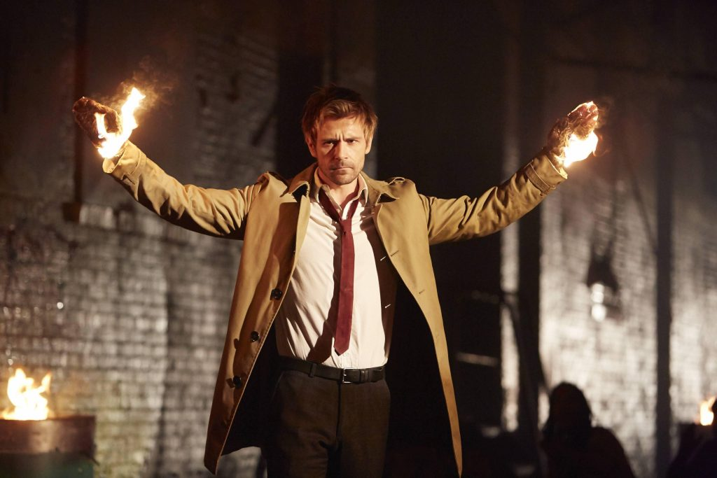 One of my choices for a Doctor would be Matt Ryan, who can currently be seen playing John Constantine in DC's Legends of Tomorrow.