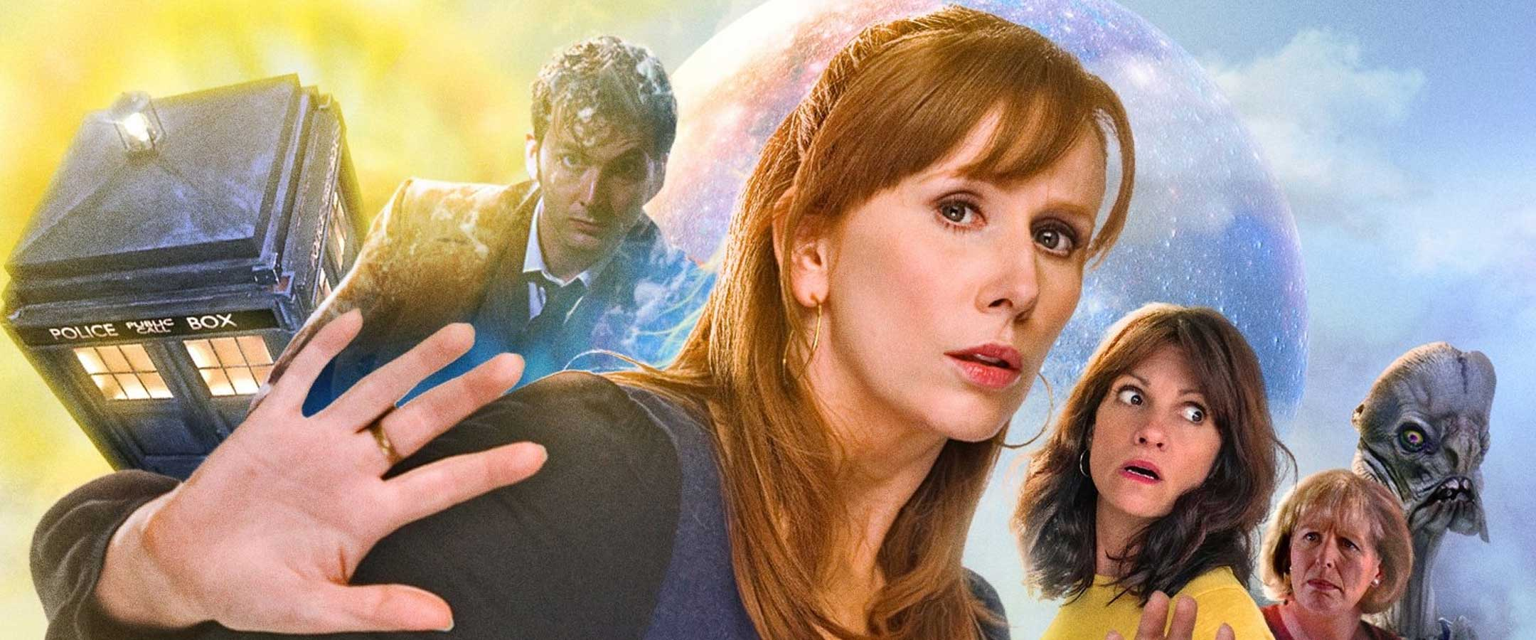Donna Noble - Kidnapped Review from Big Finish