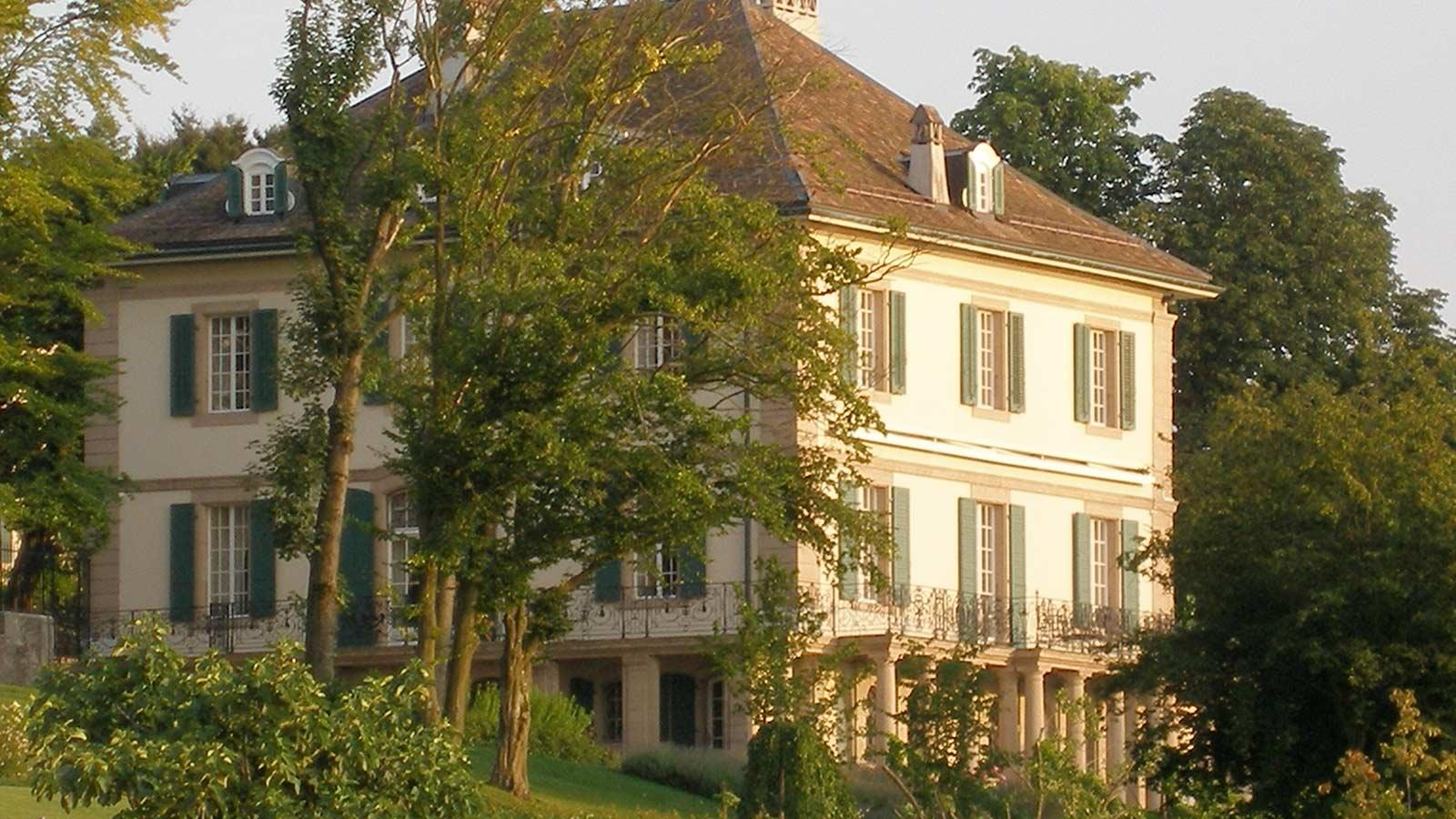 Villa Diodati in 2008