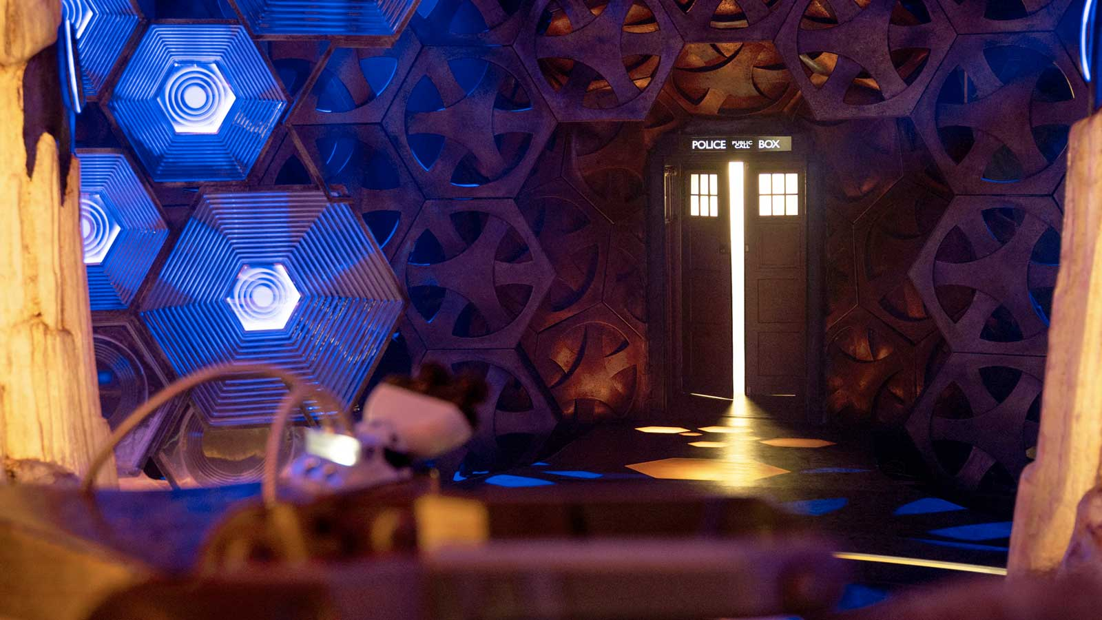 The 13th Doctor's TARDIS