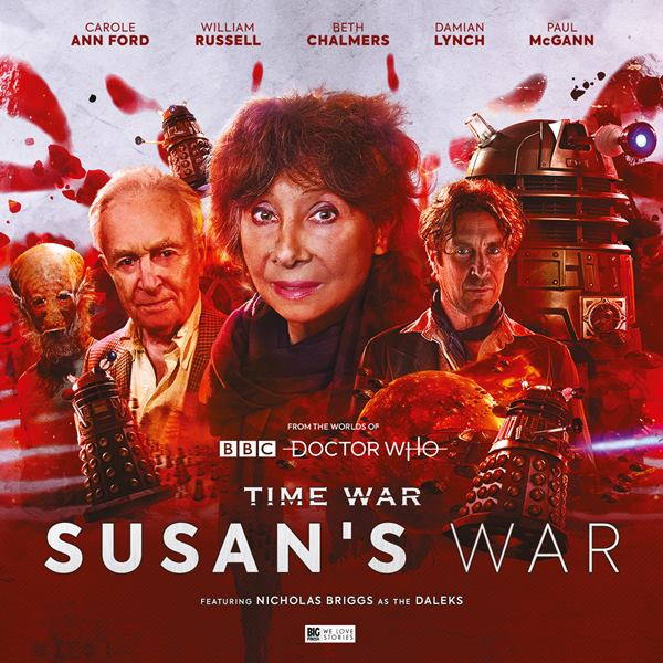 "Cover artwork for ""Susan's War"""
