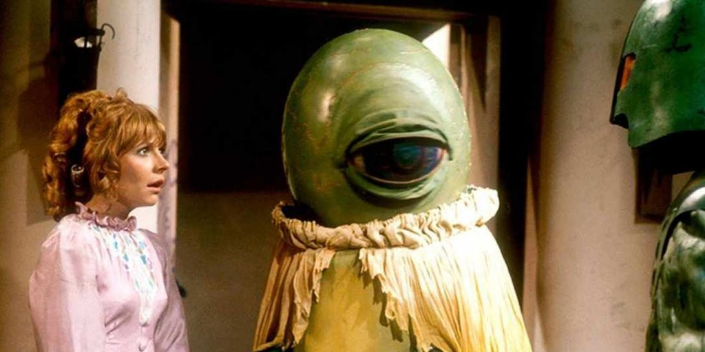 Top Five Stories - Curse of Peladon