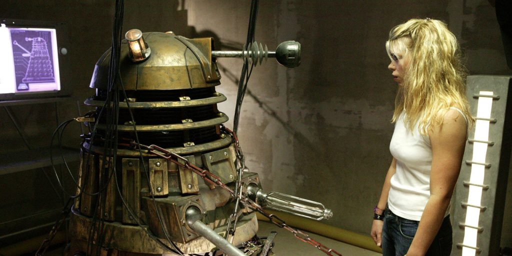 Top Five Stories - Dalek