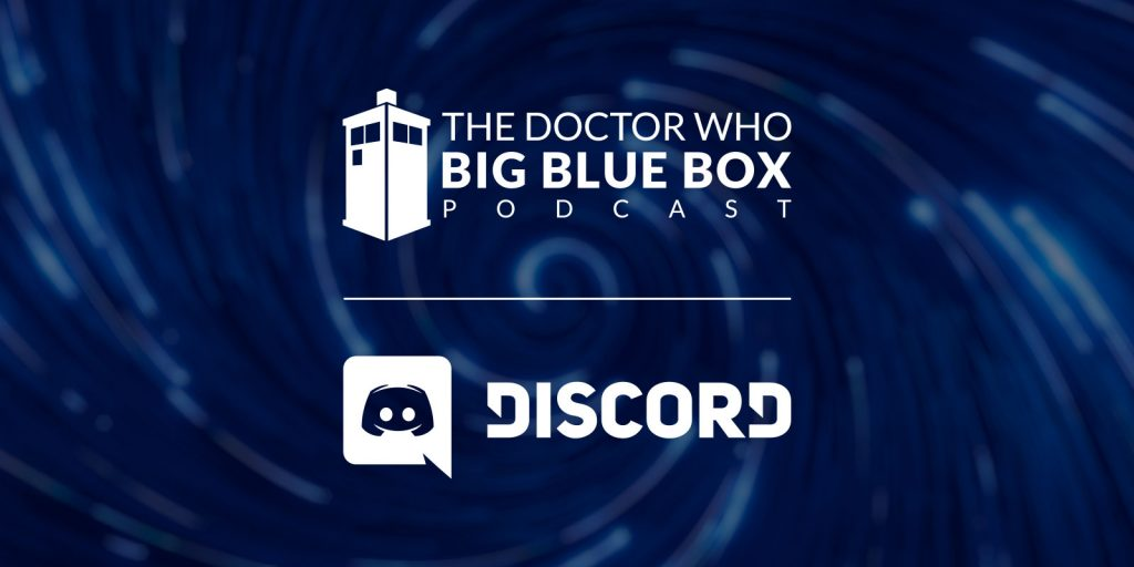 Join the Big Blue Box Discord server