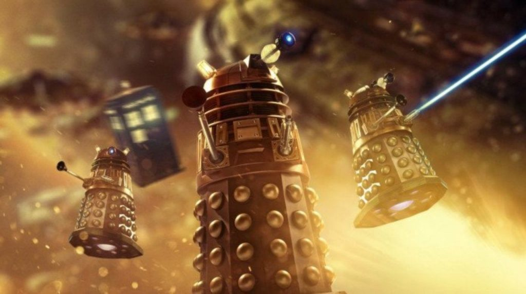The Daleks will make their explosive return in the two-part finale, When Hope Dies and Empire of the Daleks
