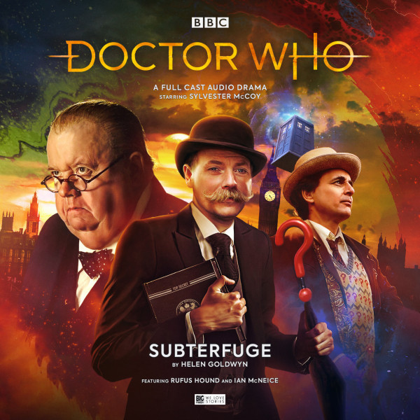 Cover Art for Subterfuge