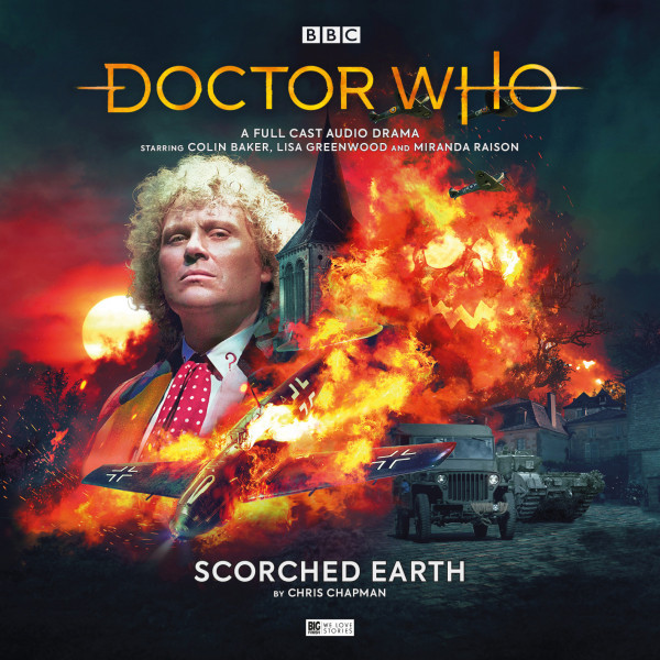 Doctor Who: Scorched Earth