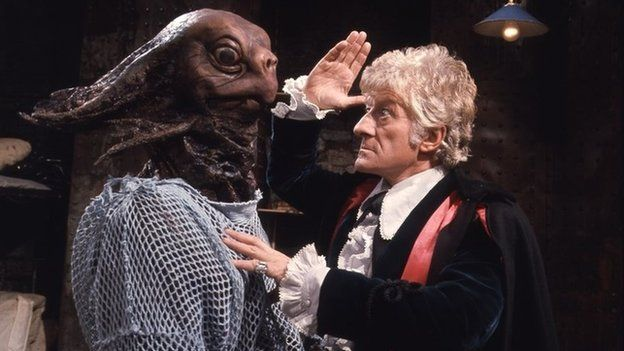 The Sea Devils make an appearance in A Charitable Earth at Sea
