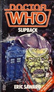 Slipback published by Target Books in April 1986,