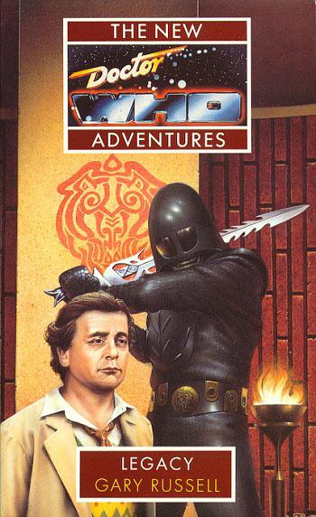 Legacy's striking cover artwork