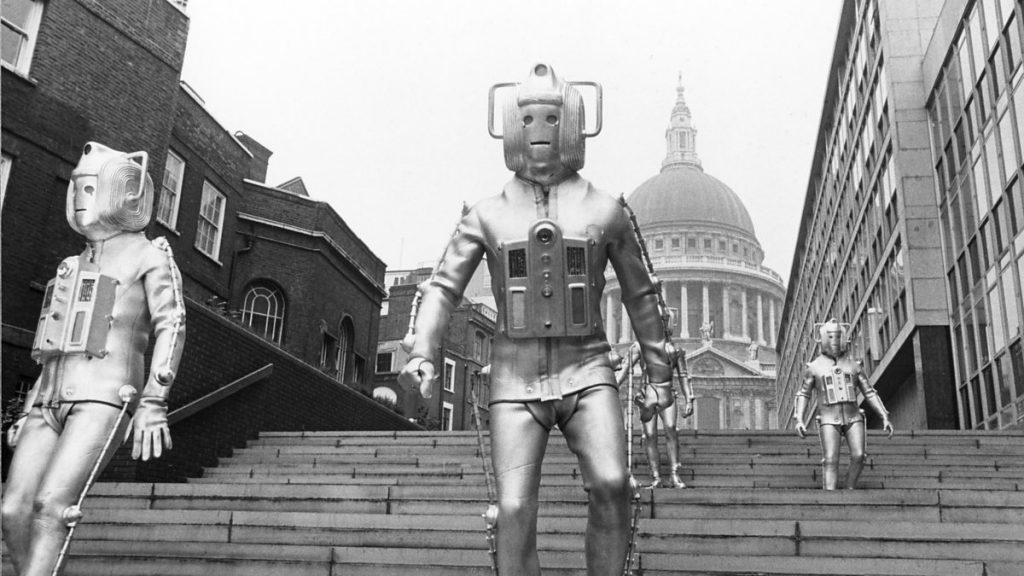 The Invasion-style Cybermen would be returning across the four-part Conversion storyline