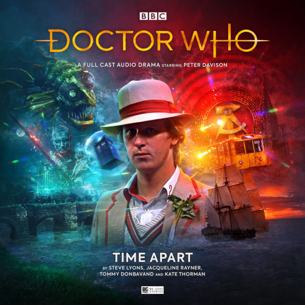 Cover Art for Time Apart