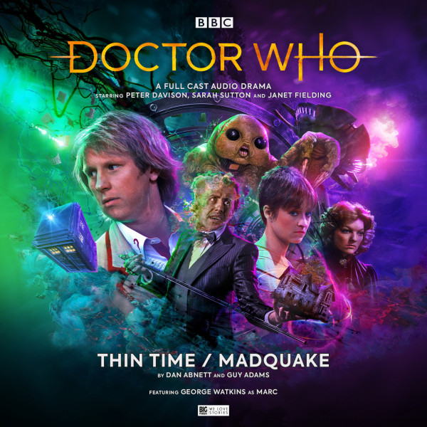 Cover art for Thin Time/Madquake