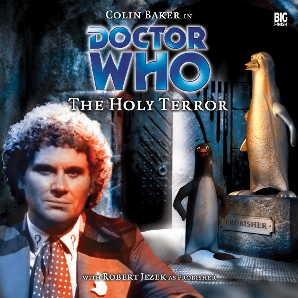 The Holy Terror Cover Artwork