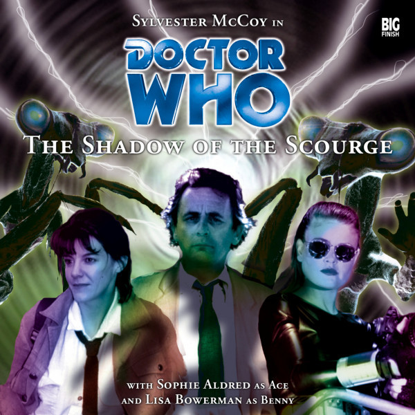The Shadow of the Scourge Cover Artwork