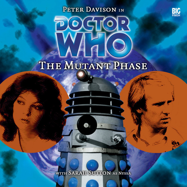 Cover art for The Mutant Phase