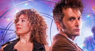 The Tenth Doctor and River Song Big Finish Review